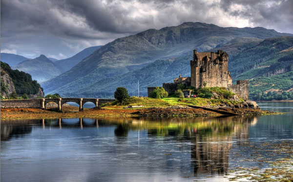 perierga.gr - Μαγικό ταξίδι στη Σκοτία σε 4 λεπτά! (βίντεο)