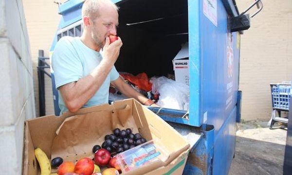 perierga.gr - Γκουρμέ γεύματα από τον… σκουπιδοτενεκέ!