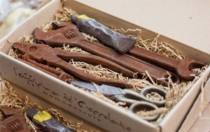 perierga.gr - Παράξενες δημιουργίες από σοκολάτα!