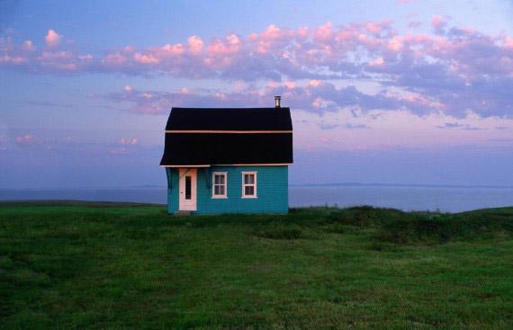 perierga.gr - Πανέμορφα «απομονωμένα σπίτια» στον κόσμο!
