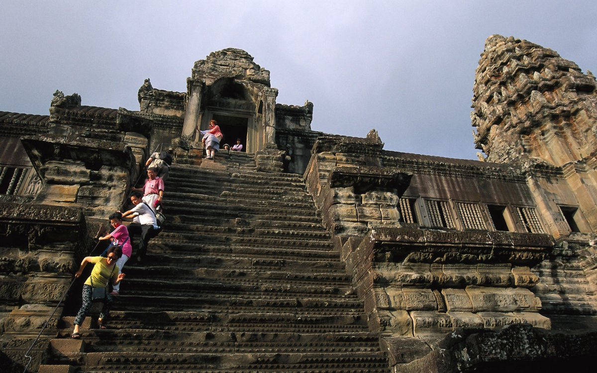 perierga.gr - Οι πιο τρομακτικές σκάλες στον κόσμο!