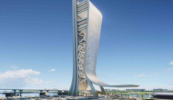 perierga.gr - Φουτουριστικός ουρανοξύστης ετοιμάζεται στο Μαϊάμι!
