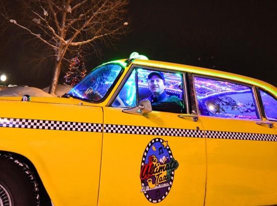 perierga.gr - «Διαστημικό» ταξί στις υπηρεσίες των πολιτών!