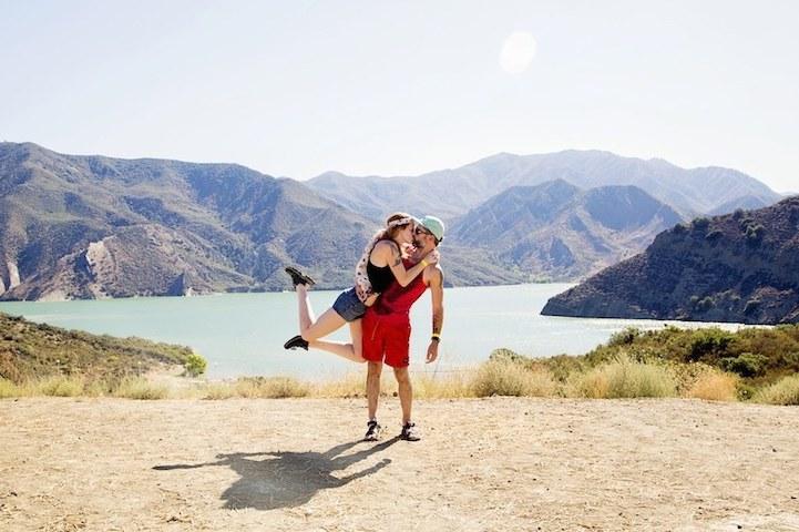 perierga.gr - Με ένα φιλί γυρίζουν τον κόσμο!