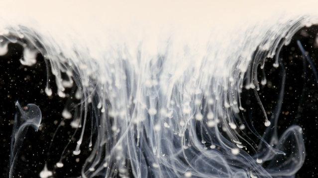 perierga.gr - Χημικές αντιδράσεις... έργα Τέχνης!