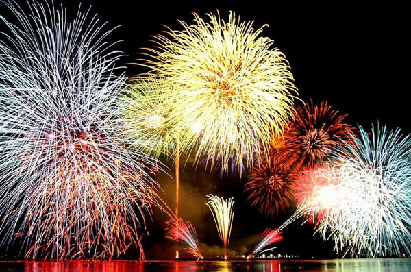perierga.gr - Τα πιο όμορφα πυροτεχνήματα (και τα μεγαλύτερα)!