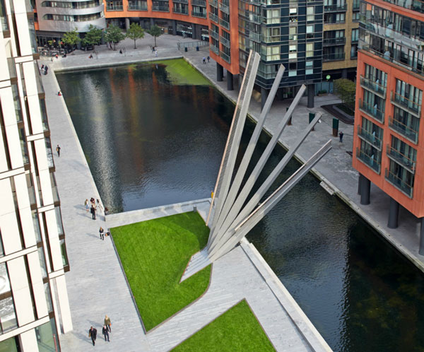 perierga.gr - Αναδιπλούμενη γέφυρα στο Λονδίνο κερδίζει τις εντυπώσεις!