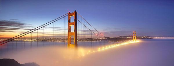 perierga.gr - Ένα πρωινό πάνω από το Σαν Φρανσίσκο!
