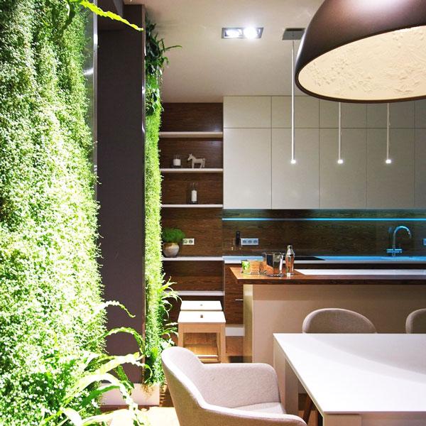 """perierga.gr - """"Πράσινοι"""" τοίχοι στο εσωτερικό διαμερίσματος!"""