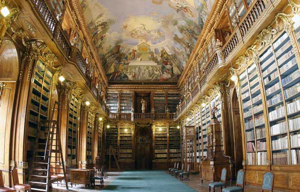 perierga.gr - Βιβλιοθήκες που ξεχωρίζουν για την ομορφιά τους!