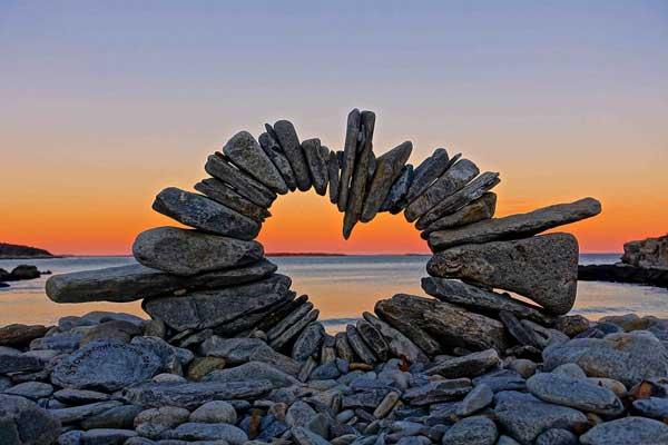 perierga.gr - Δημιουργώντας μοτίβα αγάπης και ειρήνης στη φύση!