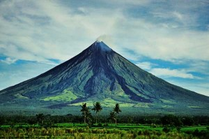 perierga.gr - Το ηφαίστειο με τον πιο τέλειο κώνο!