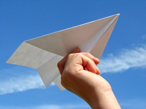perierga.gr - Πώς να διπλώσετε το καλύτερο χάρτινο αεροπλανάκι!