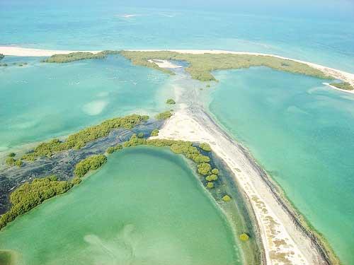 perierga.gr - Bu Tinah: Το άγνωστο νησί του Αμπού Ντάμπι