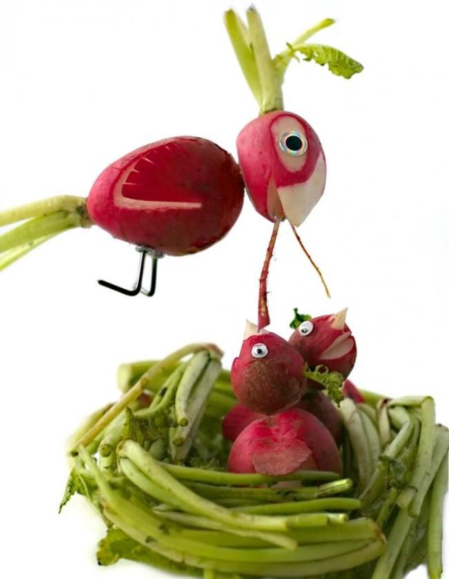 perierga.gr - Παίζοντας με τα λαχανικά!