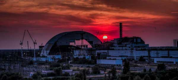 perierga.gr - Το Τσέρνομπιλ με τα μάτια ενός... drone!