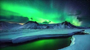 perierga.gr - Το Βόρειο Σέλας στη Γροιλανδία και την Ισλανδία!