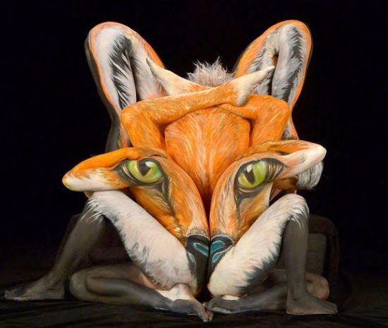 perierga.gr - Βλέπεις μια αλεπού; Δες καλύτερα!