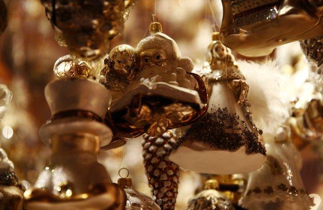 perierga.gr - Χειροποίητα χριστουγεννιάτικα στολίδια στη Βαρσοβία!