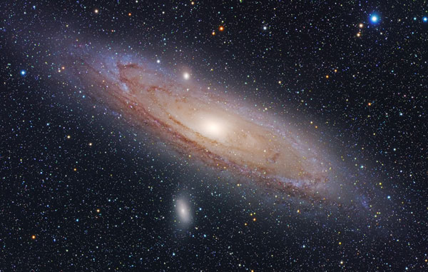 perierga.gr - Βίντεο αποτυπώνει πόσο αχανές είναι το Σύμπαν
