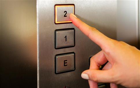 perierga.gr - Απαγόρευση χρήσης ανελκυστήρων κατά της παχυσαρκίας