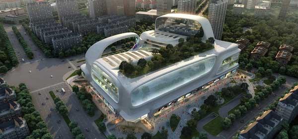 """perierga.gr - """"Πράσινο"""" εμπορικό κέντρο προετοιμάζεται στην Κίνα!"""