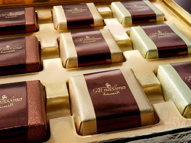 perierga.gr - Σοκολάτα με γεύση... καμήλας!