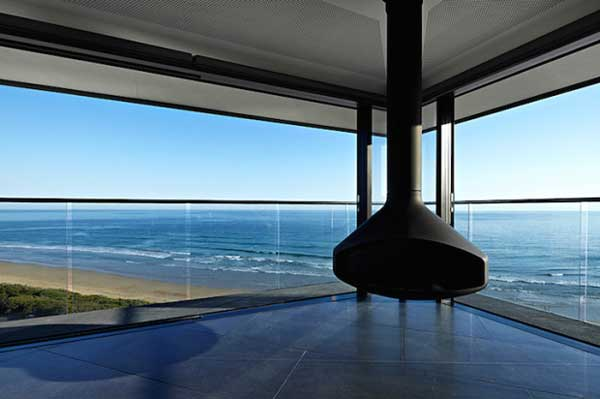 perierga.gr - The Pole House: Σπίτι με θέα!