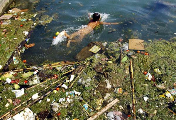 perierga.gr - Η σοβαρή ρύπανση της Κίνας καρέ-καρέ!