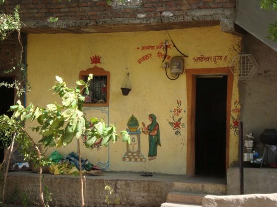 perierga.gr - Xωριό χωρίς πόρτες στα σπίτια!
