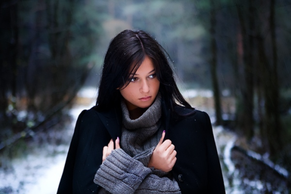 perierga.gr - Ο χειμώνας δεν ταιριάζει στις γυναίκες!