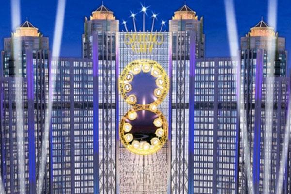 perierga.gr - Εμπορικό κέντρο Gotham City προετοιμάζεται στο Μακάο!