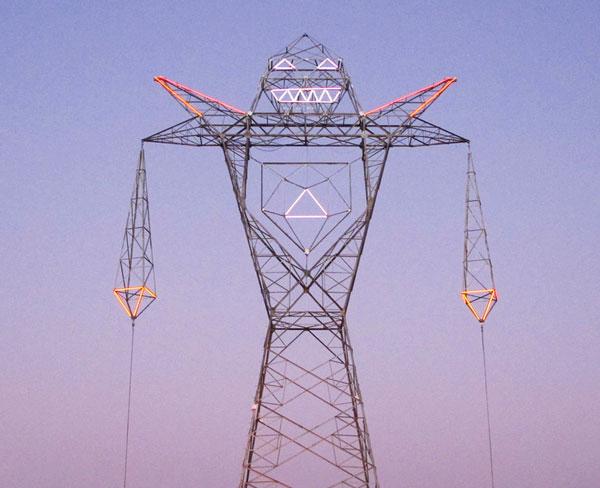 perierga.gr - Ασυνήθιστοι πυλώνες ρεύματος!