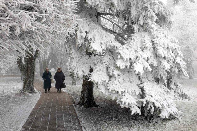 perierga.gr - Ο βαρύς χειμώνας της χρονιάς στον κόσμο!