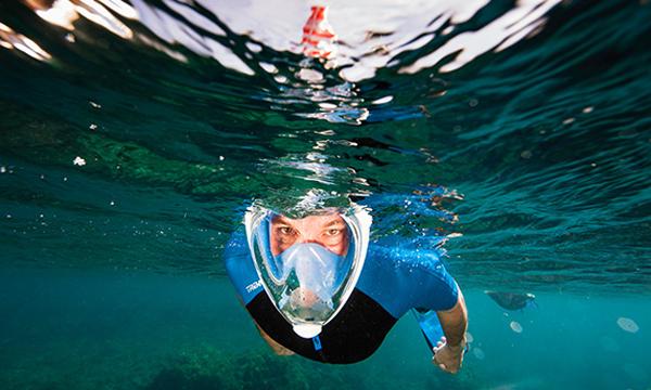 perierga.gr - Επαναστατική μάσκα επιτρέπει την αναπνοή σαν... ψάρι!