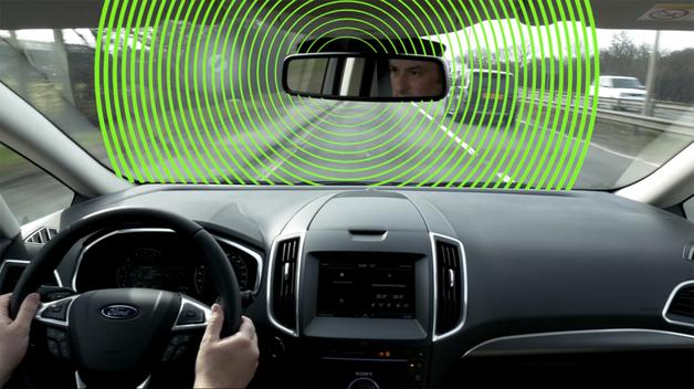 perierga.gr - Αυτοκίνητα «διαβάζουν» τα όρια ταχύτητας και «κόβουν»!