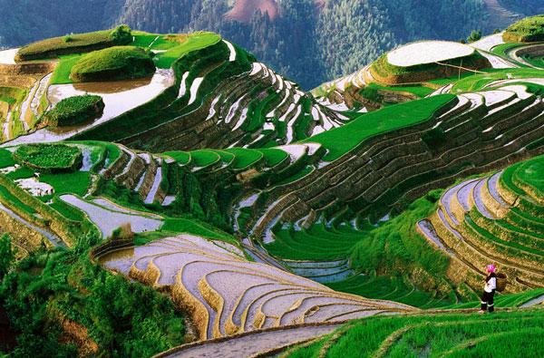 perierga.gr - Η πανέμορφη επαρχία Guanxi στην Κίνα