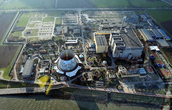 perierga.gr - Πυρηνικό εργοστάσιο μεταμορφώθηκε σε λούνα παρκ!