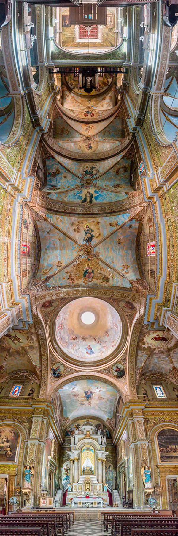 perierga.gr - Εκκλησίες φωτογραφίζονται σε κάθετο πανόραμα!