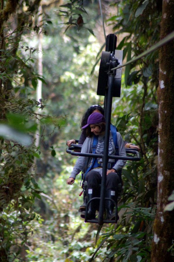 perierga.gr - Τρενάκι διατρέχει τα τροπικά δάση της Νότιας Αμερικής!