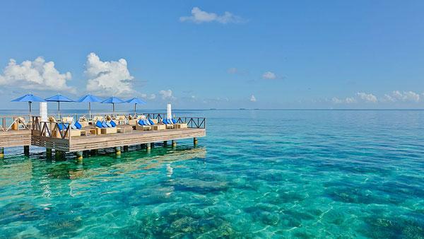 perierga.gr - Huvafen Fushi: Πολυτελές ξενοδοχείο με... υποβρύχιο spa!
