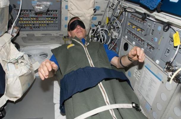 perierga.gr - Η NASA σε πληρώνει για να κοιμάσαι!