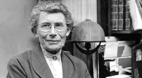 Perierga.gr - Inge Lehmann: Η γυναίκα που ανακάλυψε τον πυρήνα της Γης