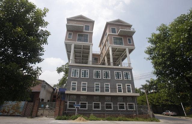 perierga.gr - Ασυνήθιστες κατοικίες στον κόσμο