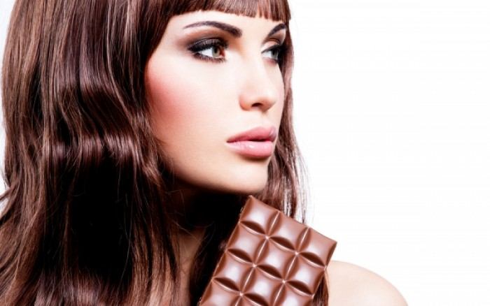 perierga.gr - Σοκολάτα εξαφανίζει τις ρυτίδες!