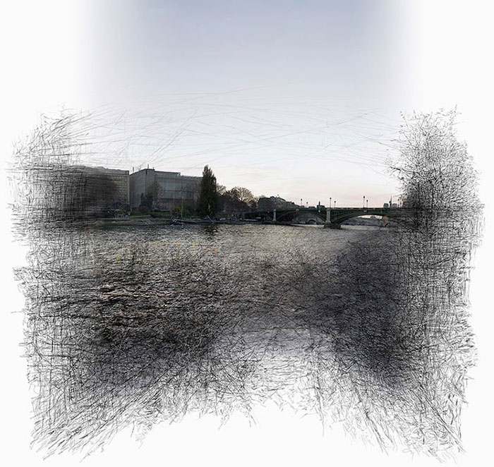 perierga.gr - «Mπερδεύοντας» τη φωτογραφία με τη ζωγραφική!