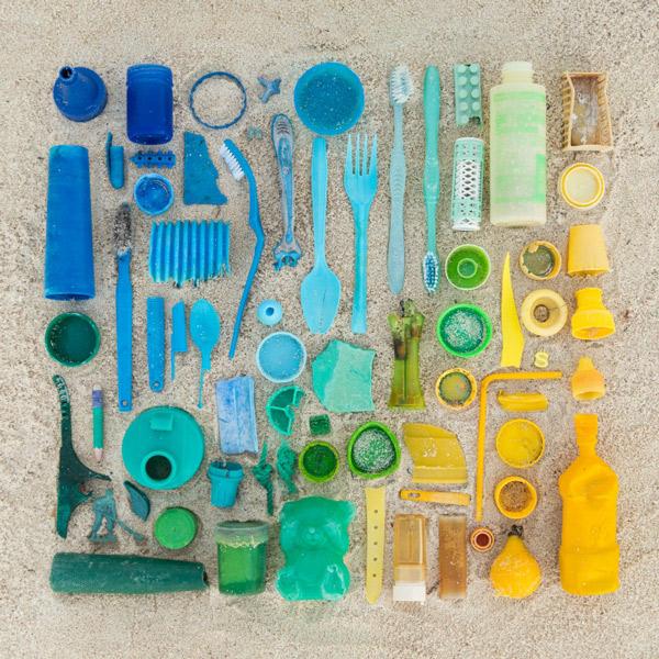 Perierga.gr - Χρωματικές παλέτες με καθημερινά αντικείμενα!