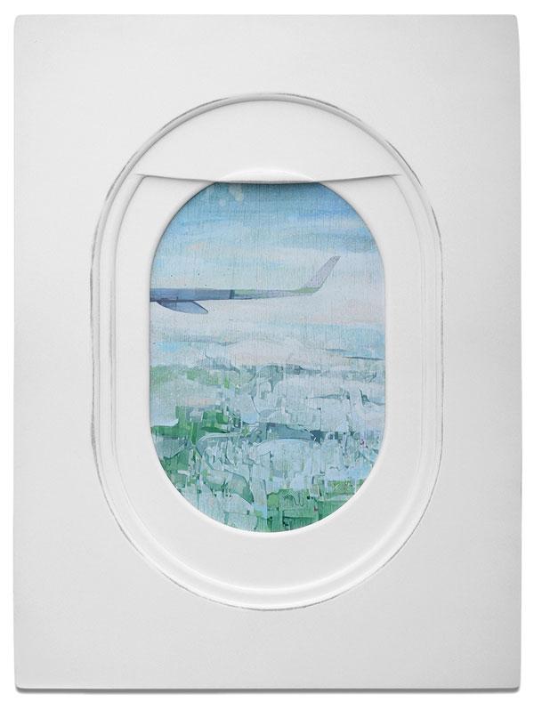 perierga.gr - Με κάδρο... τα παράθυρα του αεροπλάνου!