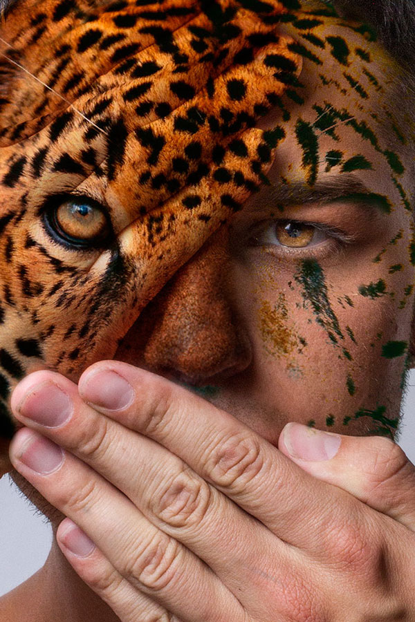 perierga.gr - Τα πρόσωπα της άγριας ζωής!