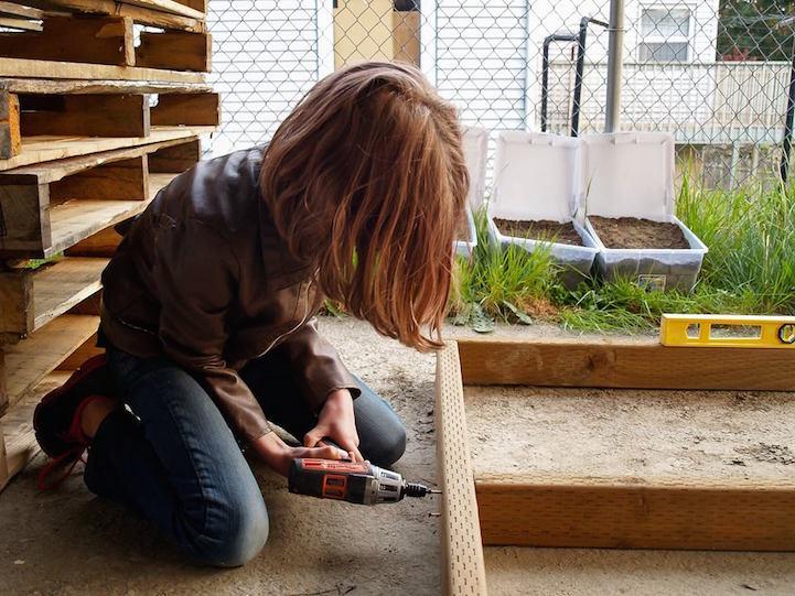perierga.gr - 9χρονη φτιάχνει σπίτια για άστεγους!
